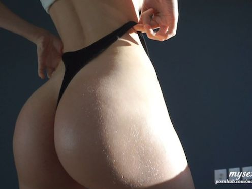 Busty And Horny Girl Squirts In Pleasure