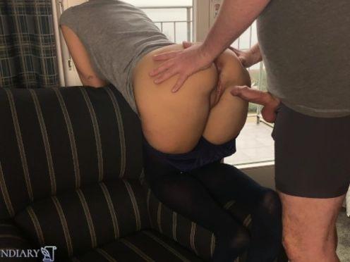 Nylon Craze - Hot Twat & Cumshots