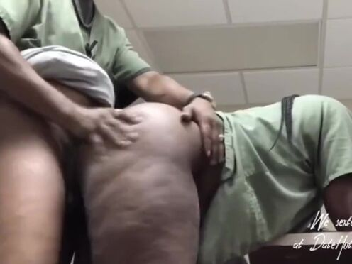 Sweet secretary wants to fucking her boss while she was boring
